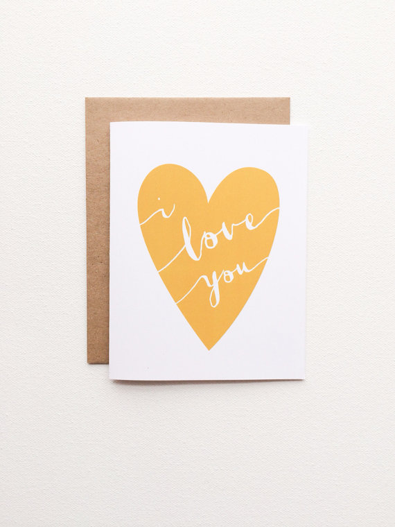 Valentine's card collection via One O