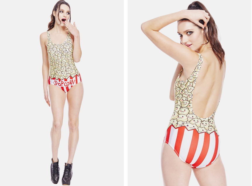 Summer trend bikinis | via www.one-o.it | #bikini #swinwear #swimsuit #retro