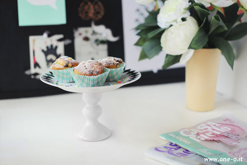 DIY cakestand | via www.one-o.it | #cakestand #makeover #diy #home #decor #cake #party