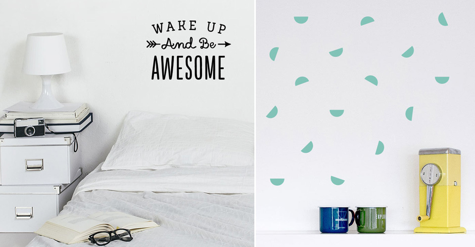 Cheery Amp Meaningful Wall Decals Let S Meet Made Of