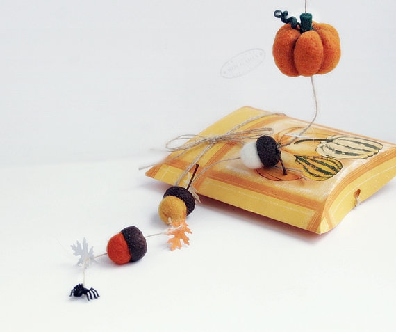 Halloween handmade decor - The Dwarf Ram via One O