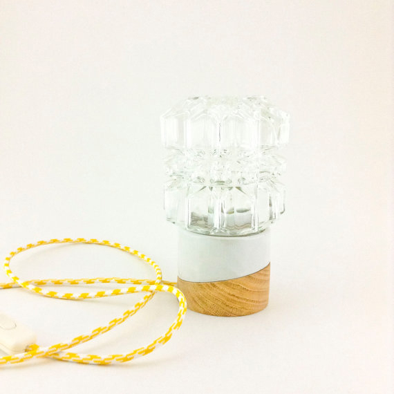 Light - Handmade by Lambater | via www.one-o.it |#home #decor #lamp