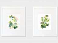 Watercolor Brightness and Home Decor: Let's Meet Yao Cheng Design