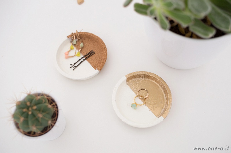 Jewelry dish DIY - Ikea Hack via One O_0005
