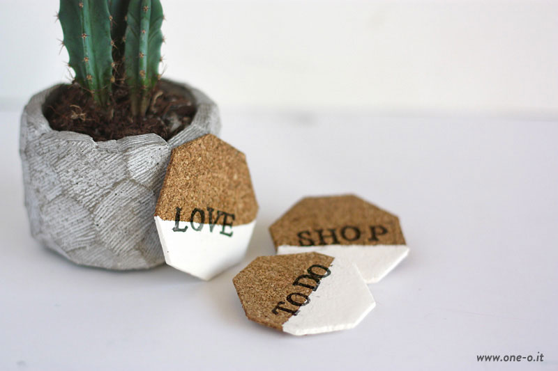 #diy #cork #magnet #reminder