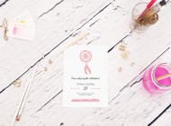 Chiara's Boho Birthday Party Invitations