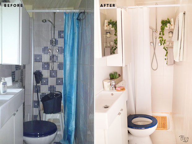 Before After interior decor home chiara attic before after renovation