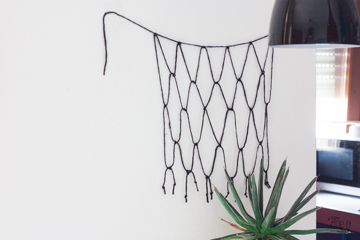 diy macrame wall art home decor tutorial