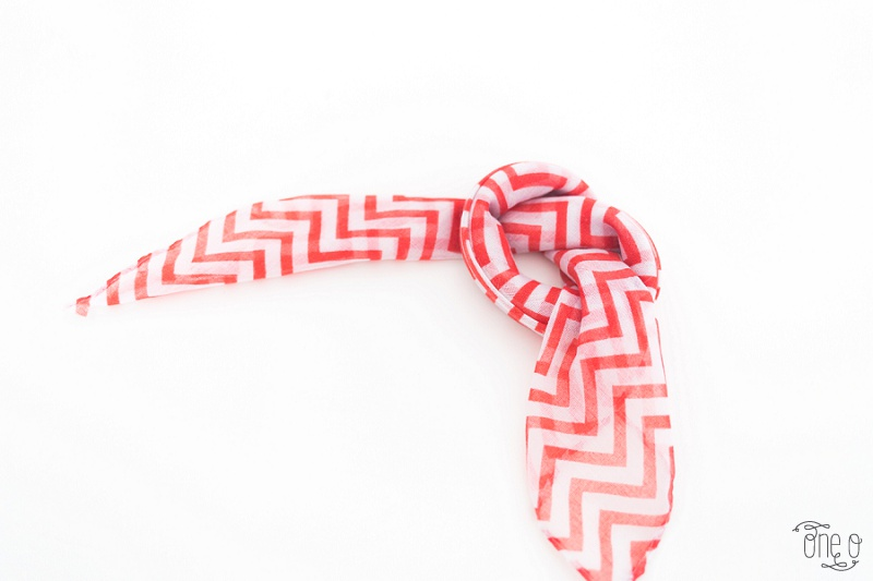 DIY Ascot Scarf - French Girl Style_0000