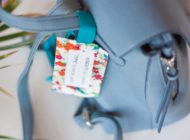 Back to School No Sew DIY Bag Tag