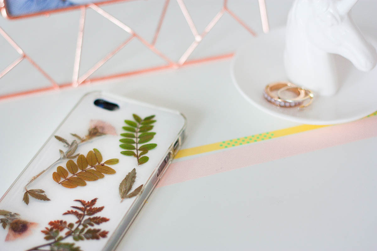 one o botanical iphone case diy cover diy 3