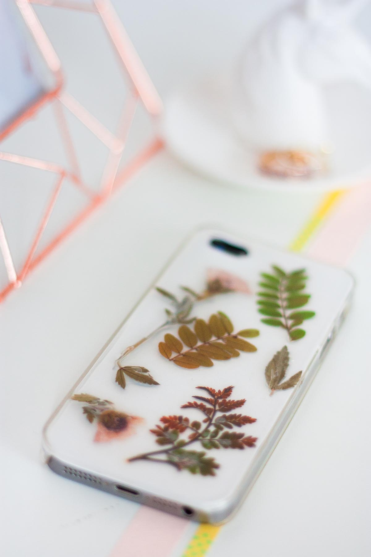 one o botanical iphone case diy cover diy 4