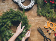 Guest Post – Easy DIY Christmas Wreath for Your Home