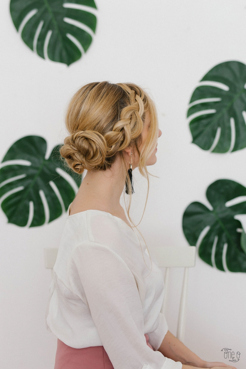 Easy Updo for Valentine's day_0012