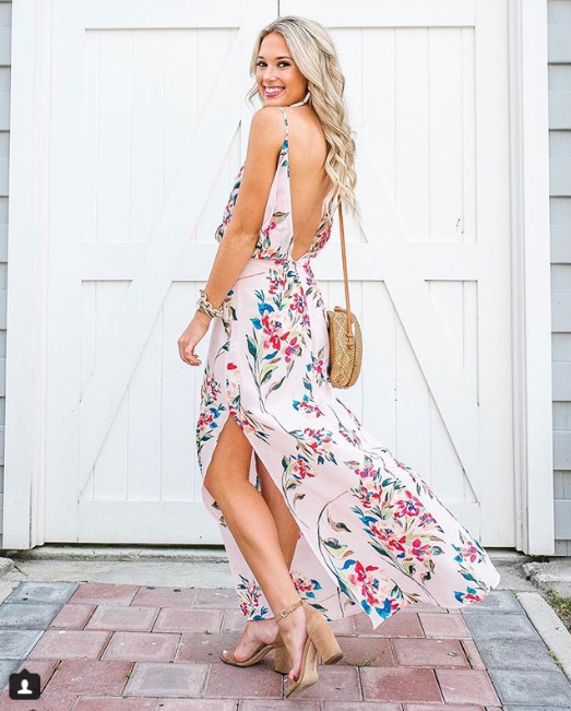 Floral Outfit Inspo